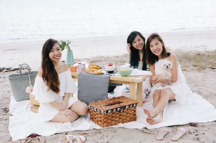 Seaside Picnic